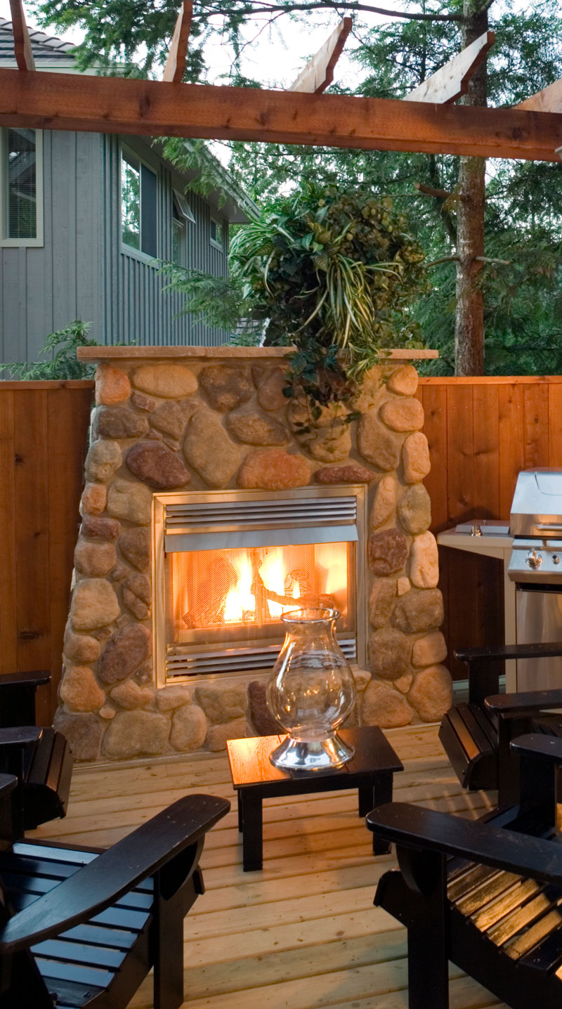 outdoor fireplace auckland